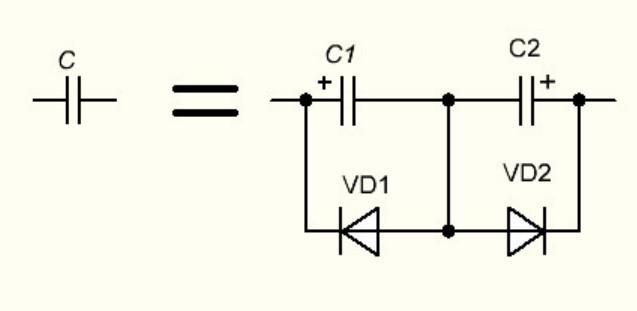 Включение трехфазного двигателя в однофазную сеть 1.